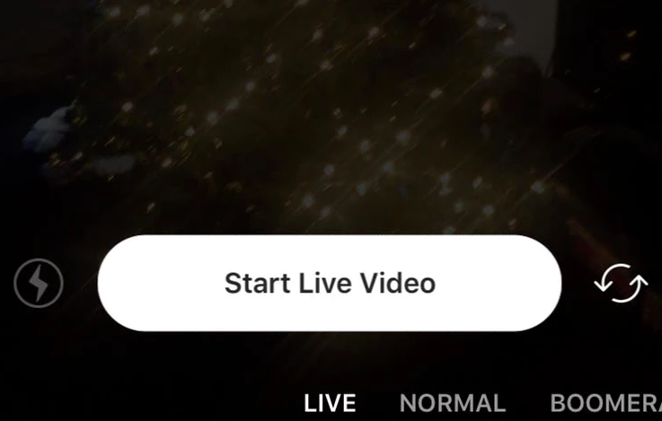 Instagram Live To Promote Your Web Design Business