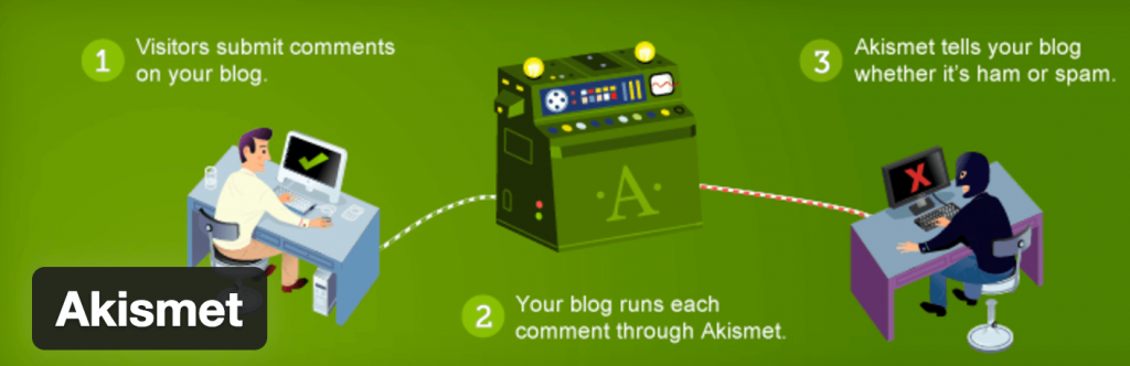 The Akismet plugin.