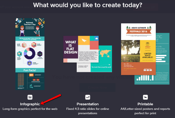 How to Use Piktochart to Make Stunning Infographic Content ...