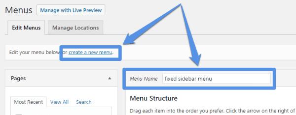 create-new-menu