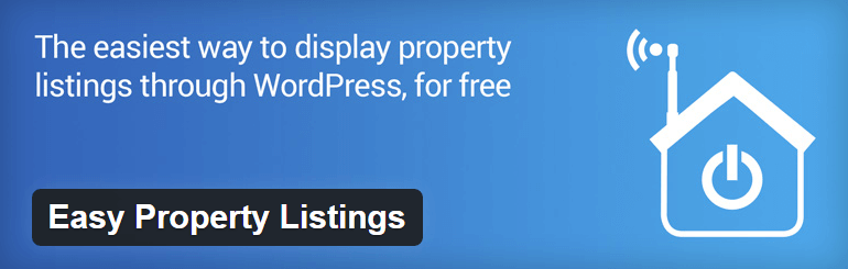 The Easy Property Listings plugin.