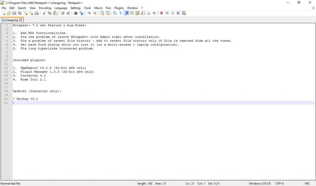 Notepad++ Review – A Powerful, Free Code Editor Packed With