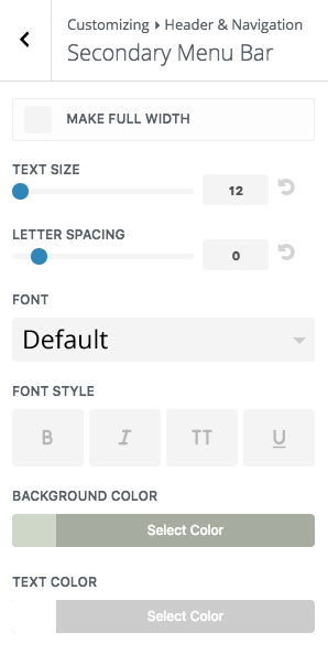 How to Make the Background Color of the Divi Menu ...