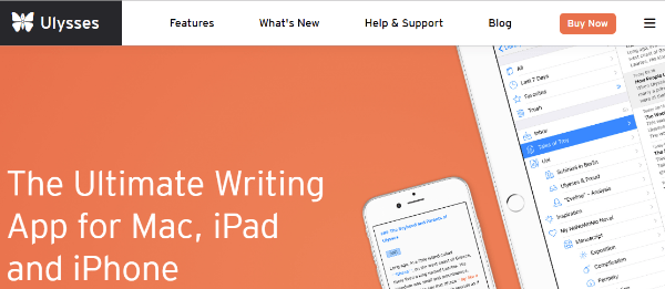 Ulysses - Writing Apps