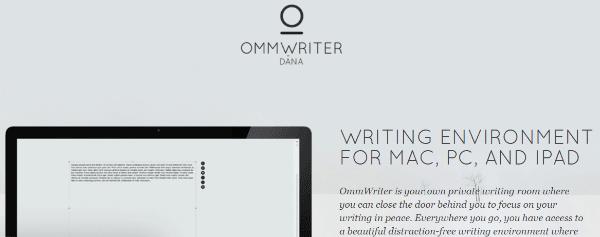 Omm Writer