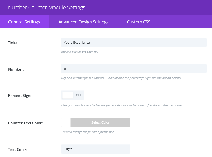 An Introduction to the Divi Number Counter Module (and How to Style