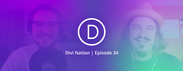 Stepping Back to Move Forward Featuring Mark Richmond – The Divi Nation Podcast, Episode 34