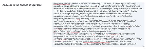floating-action-menu-integration