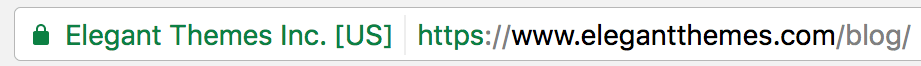 A browser bar displaying HTTPS