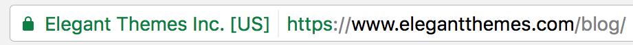 A browser bar displaying HTTPS