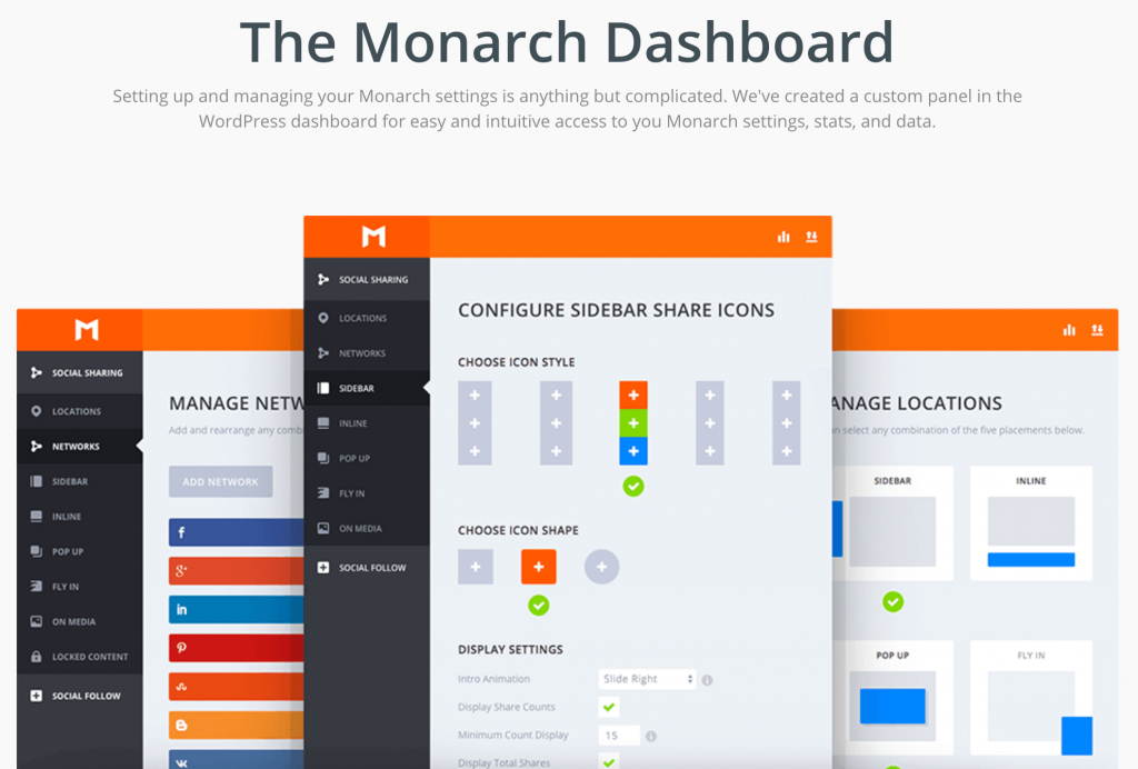 The Monarch plugin.