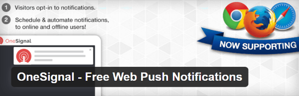 how to send blog notification from wordpress website