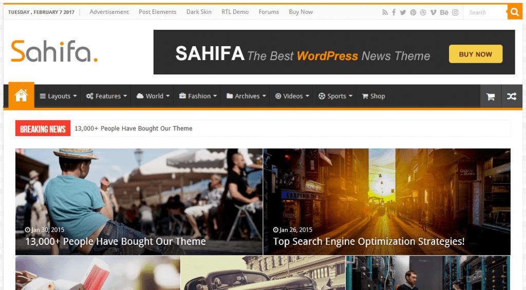 12 Best Google AdSense Optimized WordPress Themes for Web Marketers ...