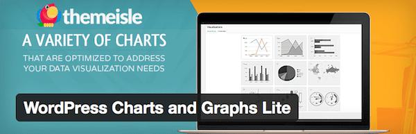 WordPress Charts and Graphs Lite