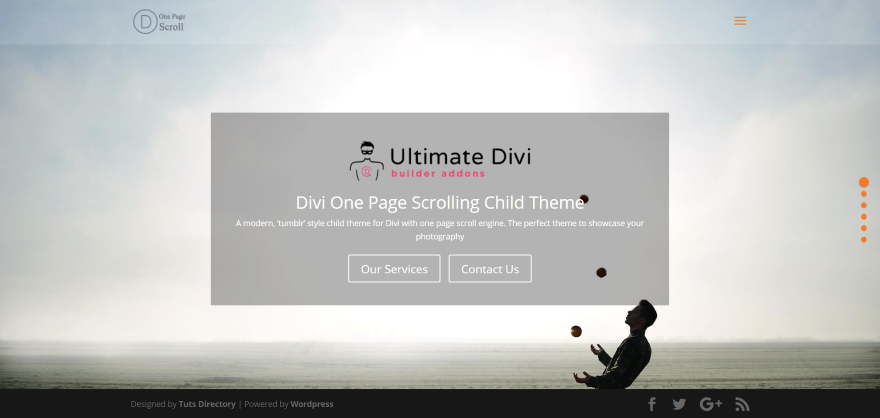 divi child themes that are perfect for photographers | elegant