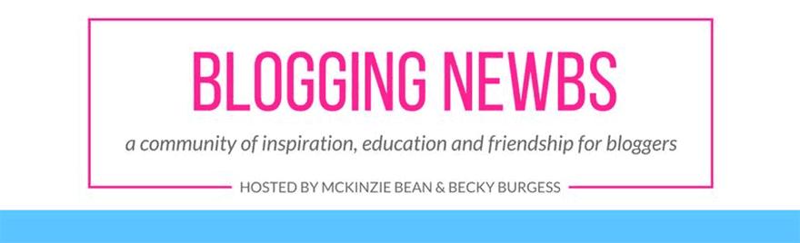 Blogging Newbs