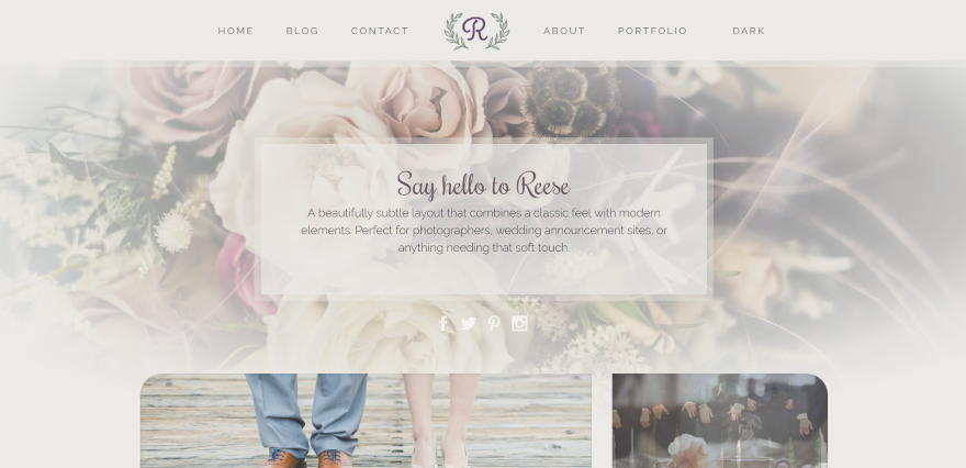10 Divi Child Themes That Are Perfect For Weddings