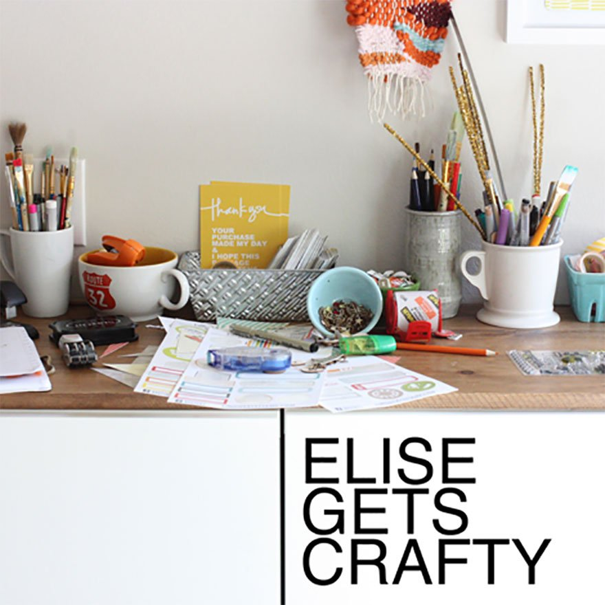 Elise Gets Crafty Podcast