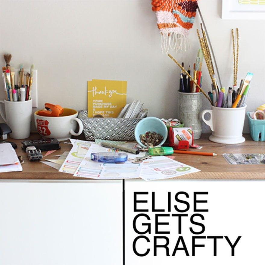 Elise Gets Crafty Podcast