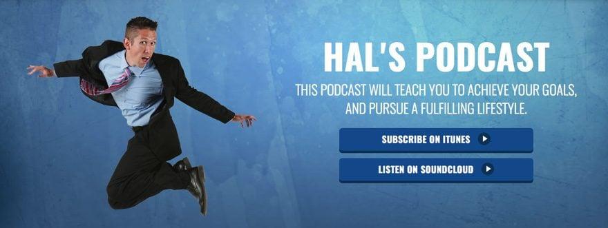 Hal Elrod Podcast