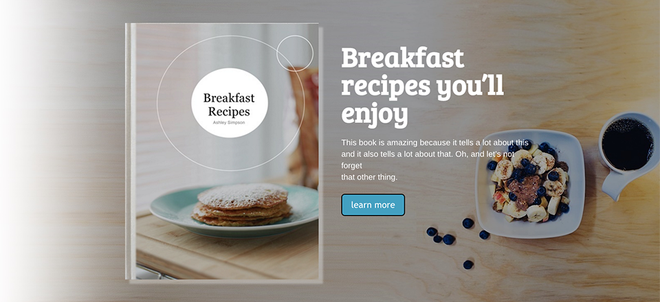 Elegant Authors: A Free Divi Layout for Book Authors