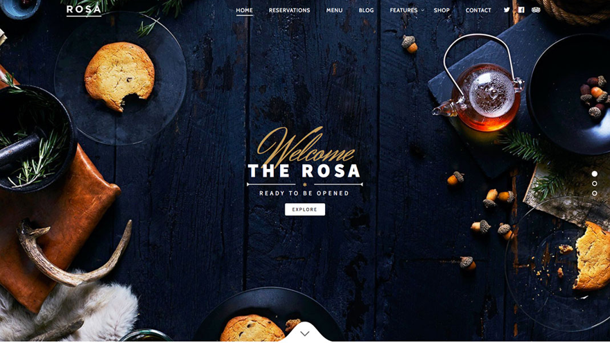 Best Restaurant WordPress Themes for Foodies, Food Trucks & Restaurants in 2017