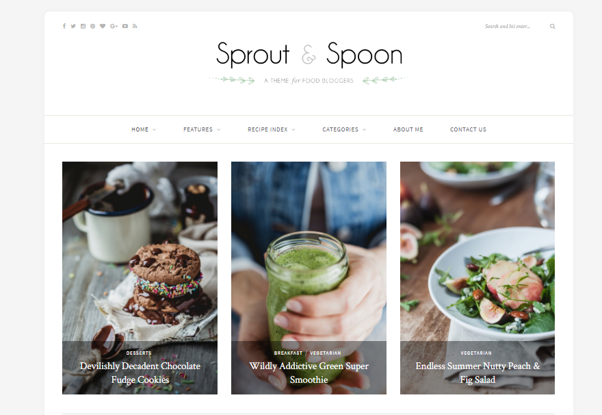 Sprout and Spoon