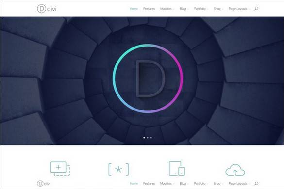 10 best coming soon wordpress themes for sites under - Divi elegant theme ...