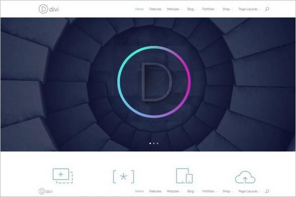 divi demo image