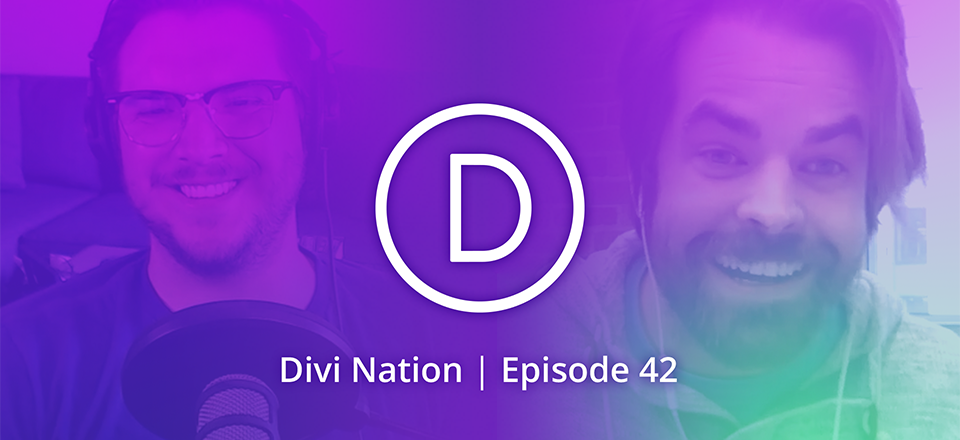 Building the Evol Empire with Divi featuring Andrew Tuzson – The Divi Nation Podcast, Episode 42
