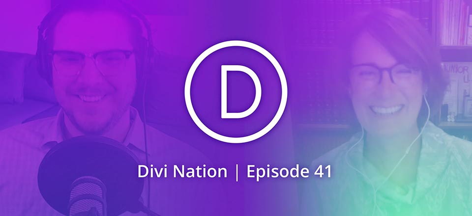 """Follow Your Joy!"" with Kathy Kroll Romana – The Divi Nation Podcast, Episode 41"