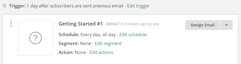 Customizing your follow-up emails.