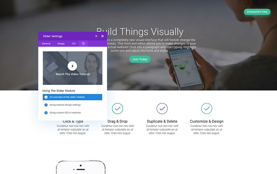 Divi Feature Sneak Peek: What To Expect From Divi In The