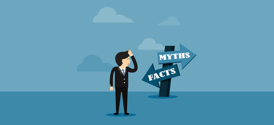 7 Web Design Myths You Need to Leave in the Past