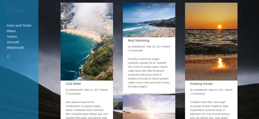 Divi Plugin Highlight – Divi Custom Blog Module | Elegant Themes Blog