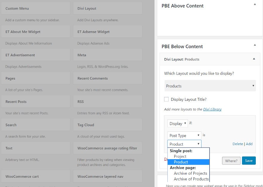 Divi plugin highlight page builder everywhere elegant - Divi builder woocommerce product page ...