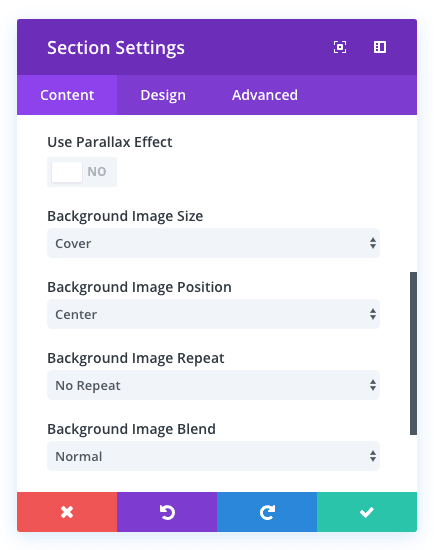 New Option 2015 For Acrylic Nails Style: Divi Feature Update! The New Background Options Interface