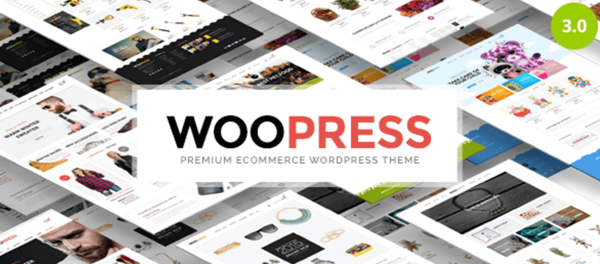 The WooPress theme.