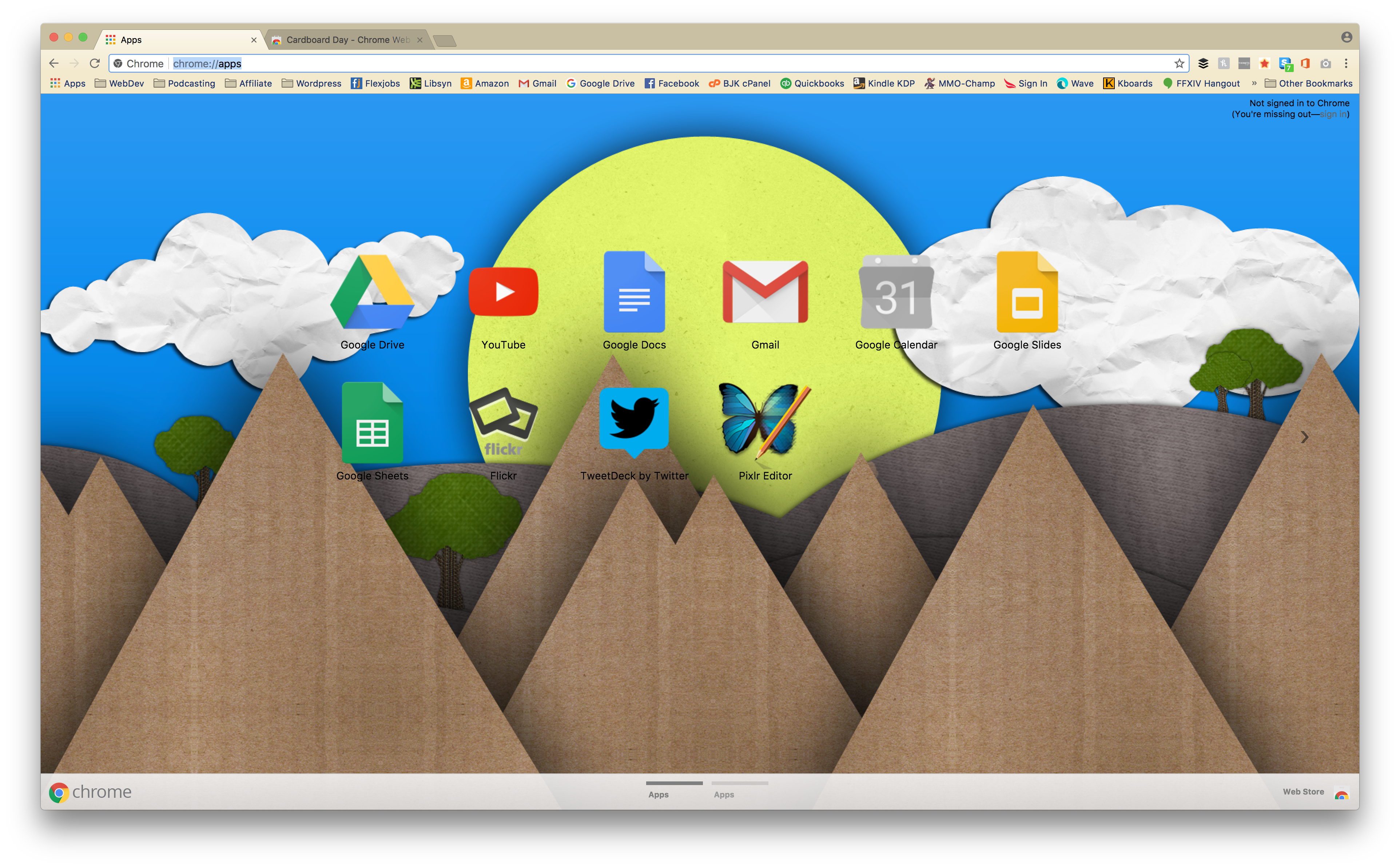 Style Chrome With These 15+ Google Themes for Designers and
