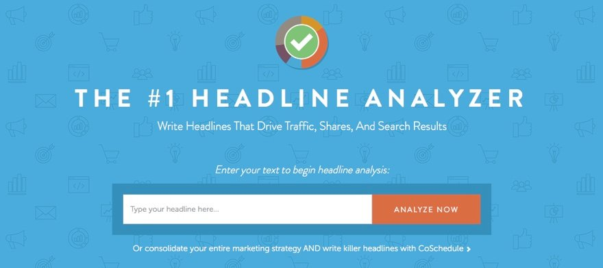 Content Schedule Headline Analyzer