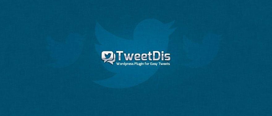 TweetDis tool