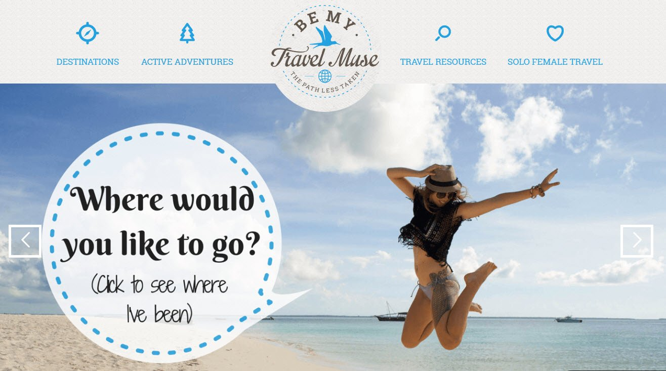 Travel blogs - Be My travel Muse