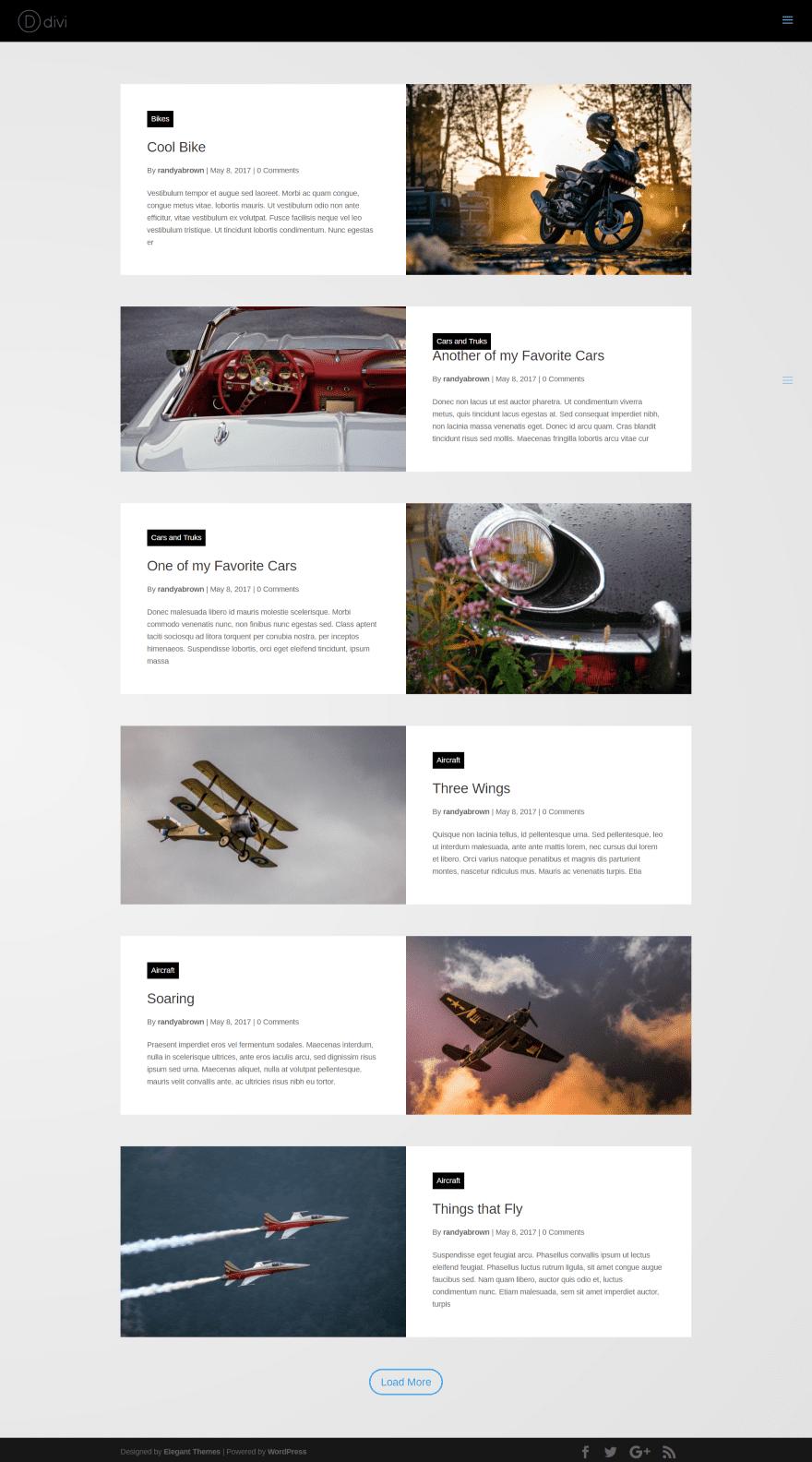 Divi Plugin Highlight – Divi Blog Extras | Elegant Themes Blog