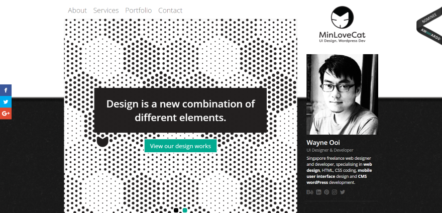 Divi Design Showcase: New Submissions for June 2017