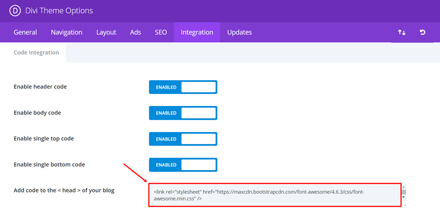 Nps1 - Dodawanie ikon do menu Divi