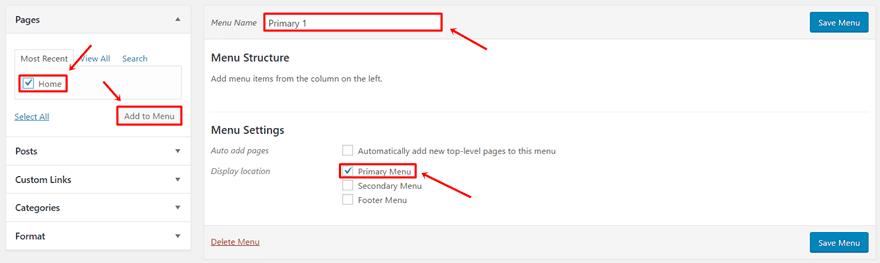 Ps6 - Dodawanie ikon do menu Divi