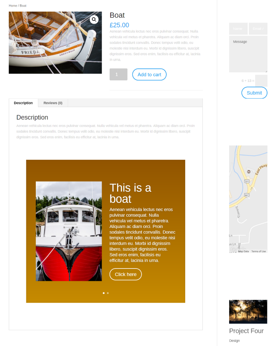 Divi plugin highlight ac shortcodes elegant themes blog - Divi builder woocommerce product page ...