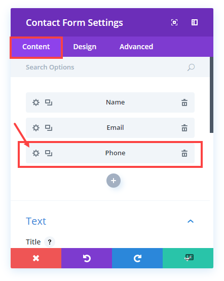How to Create an Inline Contact Form with Divi | Elegant Themes Blog