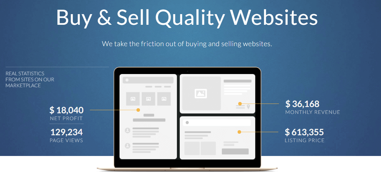 Sell That Website