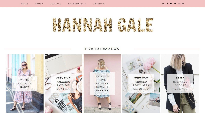 Hannah Gale